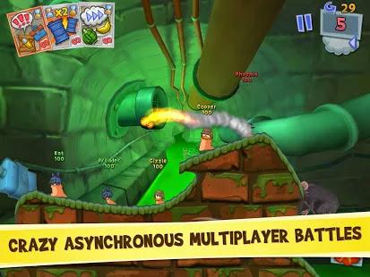 Worms 3 Para Hilesi Apk Android