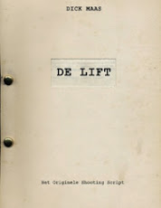 DE LIFT - Het originele Shooting Script