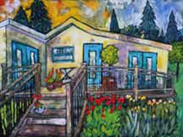 The Art Cottage rental in Nevada City, California