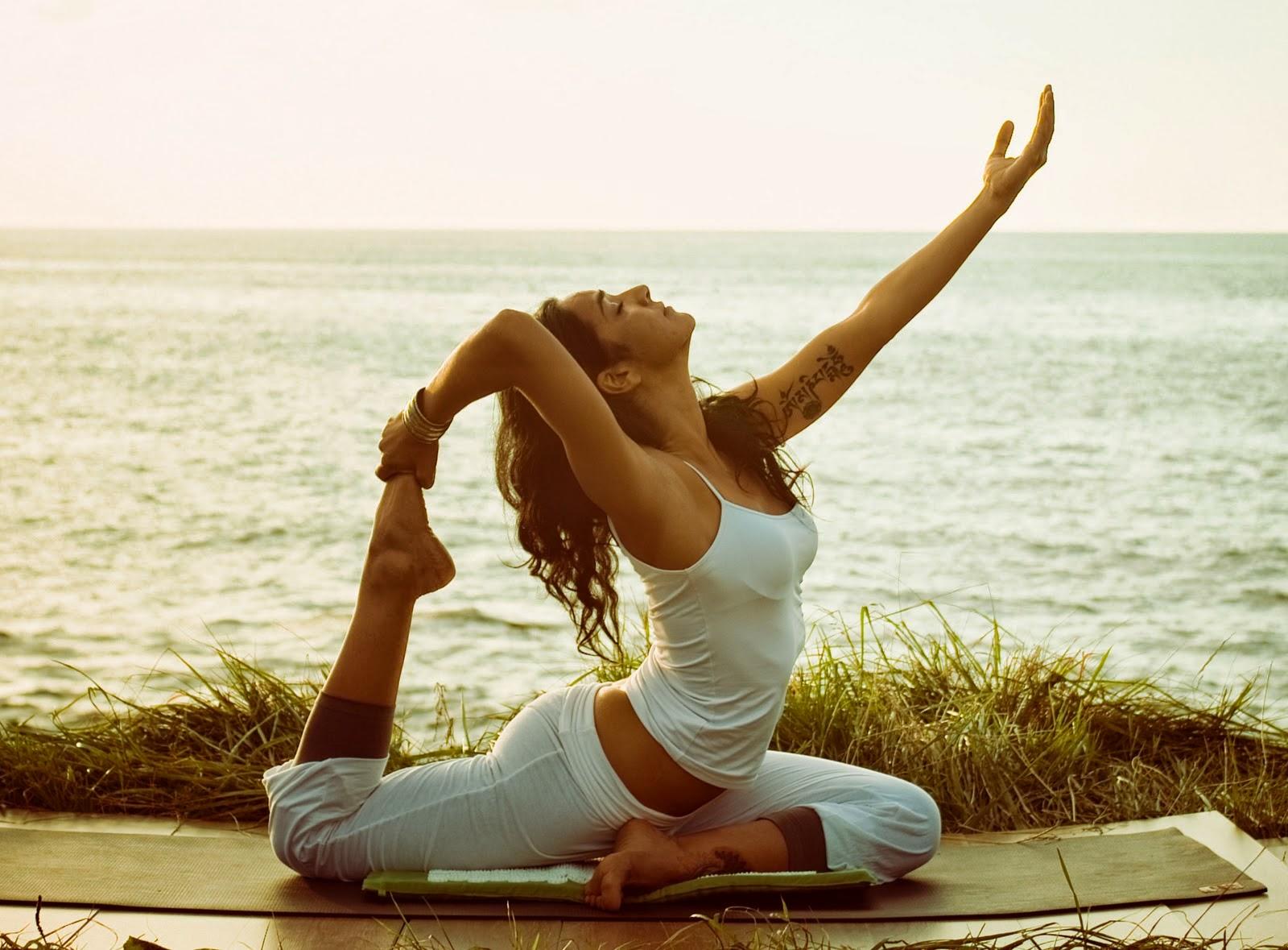 La Hipertensión y el Yoga