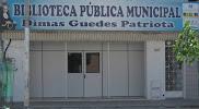 Biblioteca pública Municipal Dimas Guedes Patriota