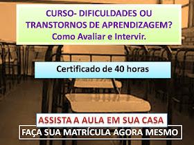 CURSOS COM AULAS GRAVADAS