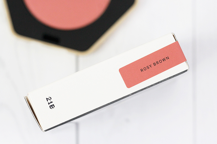 First Impression: H&M Beauty: Pure Radiance Powder Blusher & High Impact Eye Color