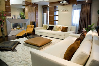 Modern Living Room Interior Design