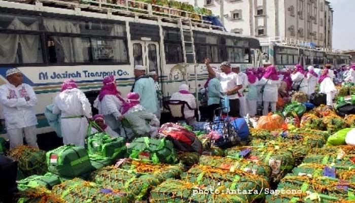 Hanya 316 Haji Yang ke Madinah