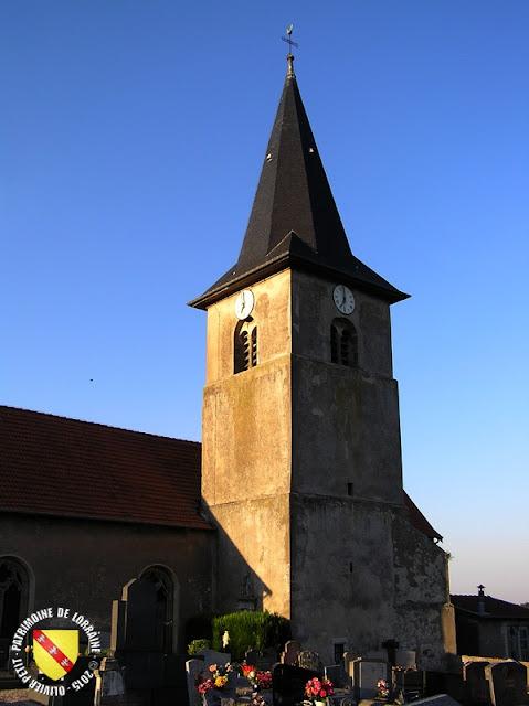 NEUVILLER-SUR-MOSELLE (54) - Eglise Saint-Pierre