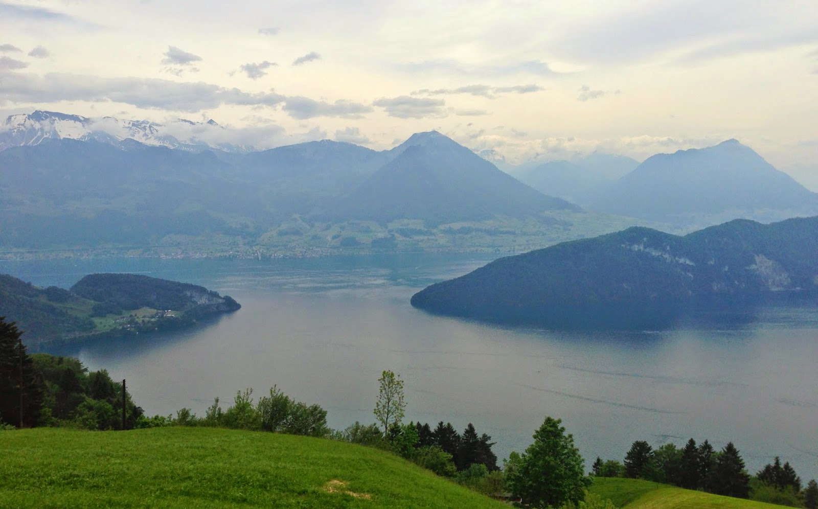 mt.rigi tour from lucerne
