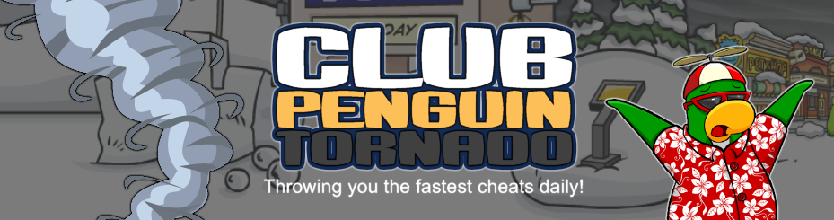 Club Penguin Tornado
