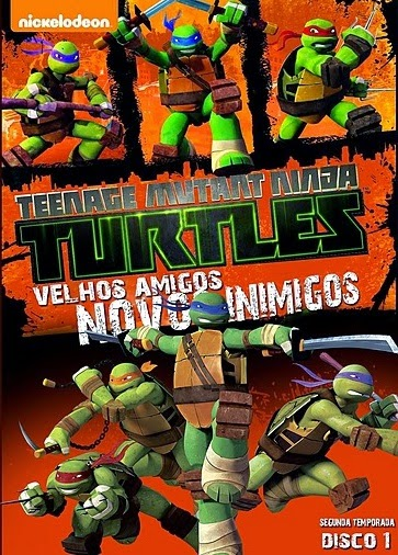 Tartaruga2 Download   Teenage Mutant Ninja Turtles: Velhos Amigos, Novos Inimigos   Dublado (2014)