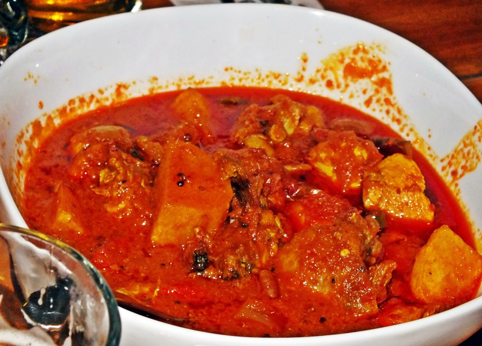Portuguese Devil Curry