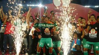 Juara Piala Kemerdekaan 2015 Pemenang PSMS Medan