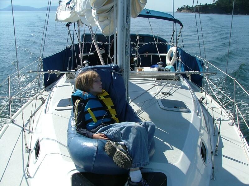Bean Bag Cushion And Boats