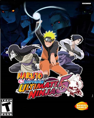 naruto shippuden ultimate ninja 5 for pc free download