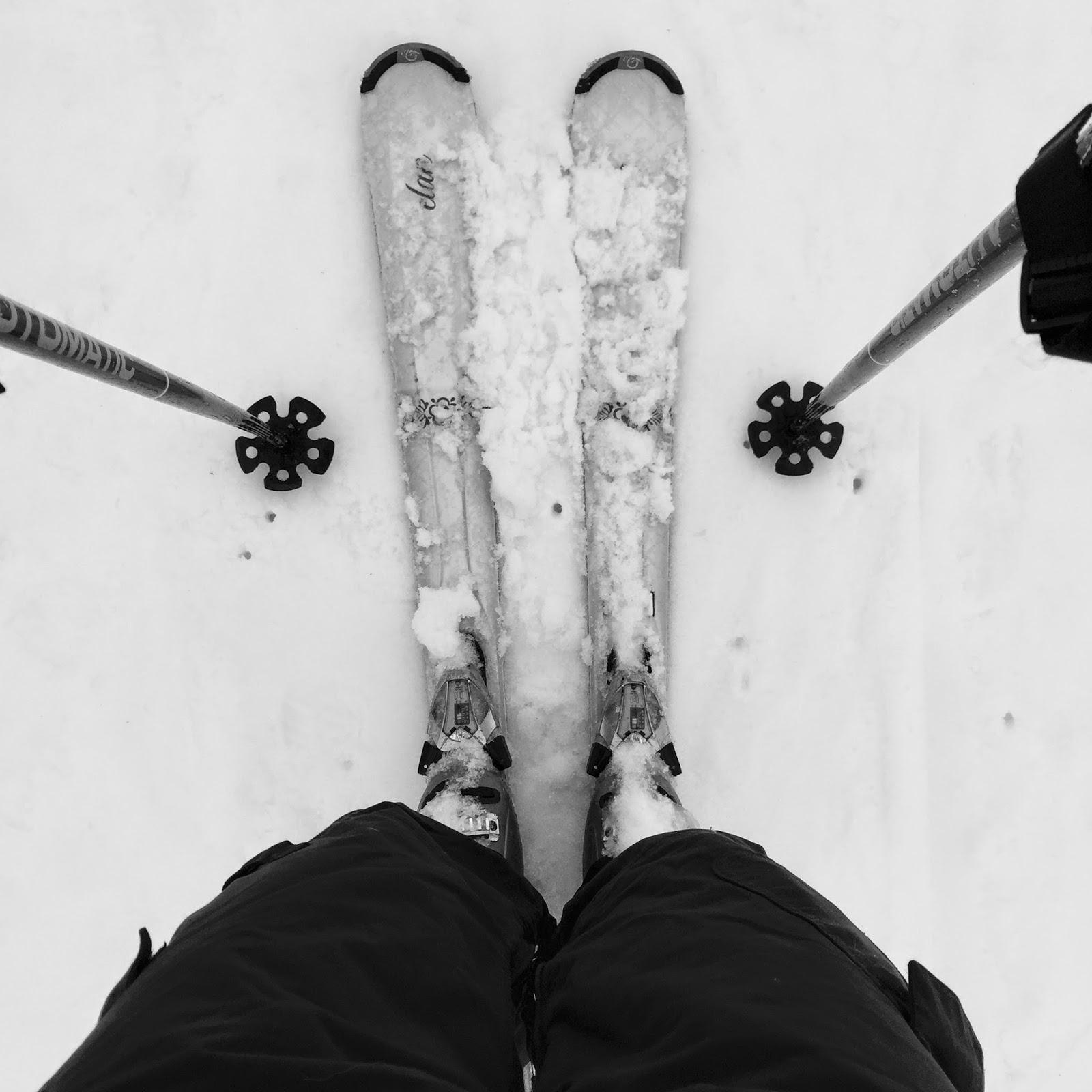 Ski Bumming It
