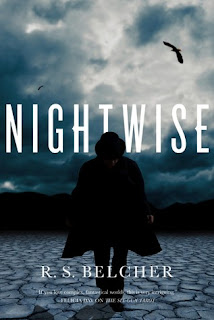 Nightwise dark urban fantasy noir by R.S. Belcher