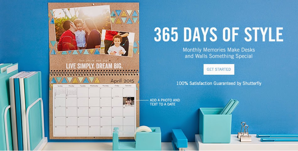 image Tiny Prints 2015 calendar add an image and text to a date 365 days of style