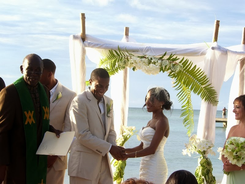 Tobago wedding minister