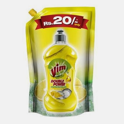 Vim Dishwash for Rs 1