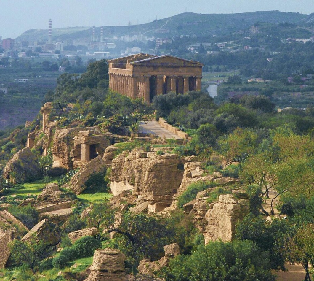 Agrigento Italy  city photo : TOP WORLD TRAVEL DESTINATIONS: Agrigento Sicily, Italy