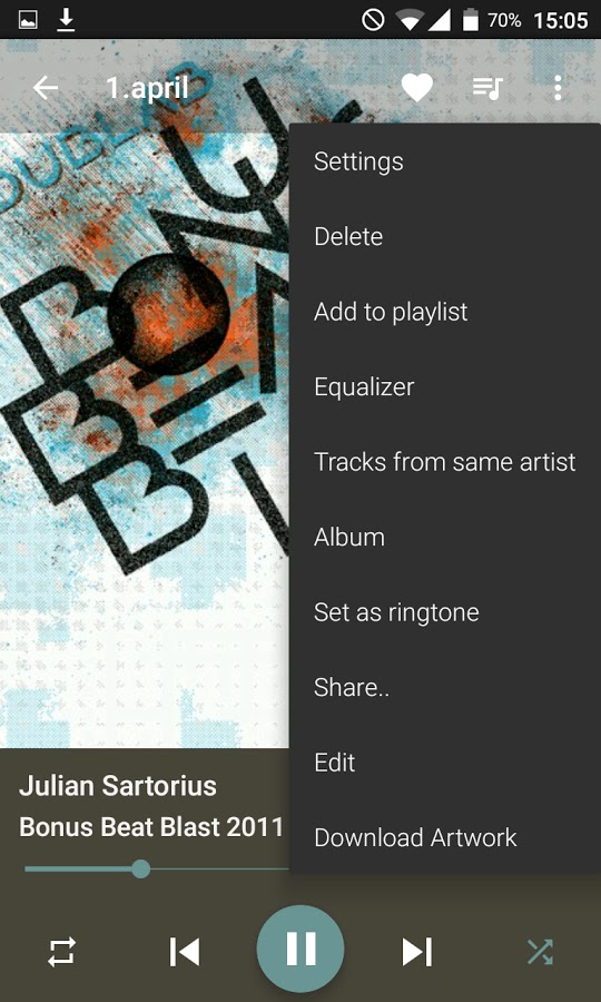 Pixel Player Pro Music Player v1.6.2.6