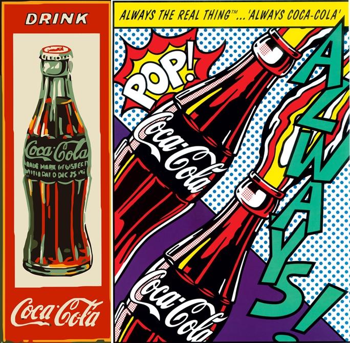 Obras Arte Pop Pop Art es el Artista Andy