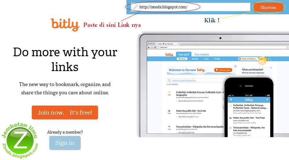 Cara Menyingkat URL