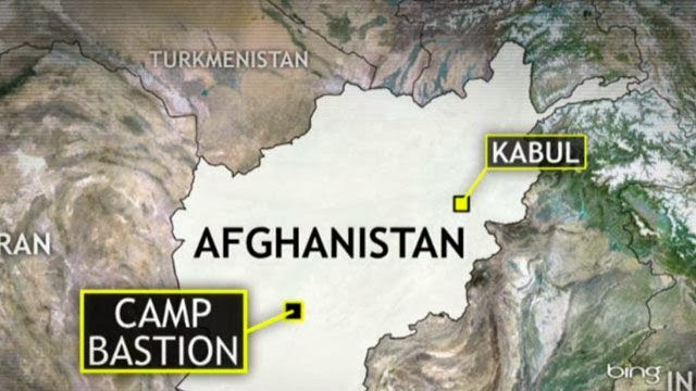 Six Americans Killed In Afghanistan Helo Crash