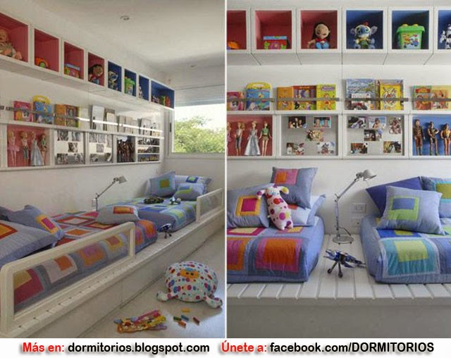 Best home design modern: dormitorios compartidos