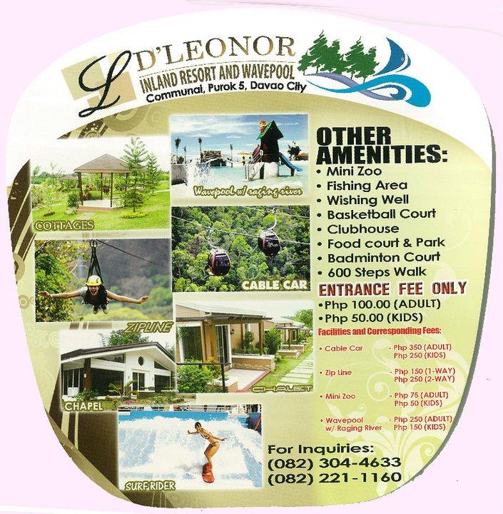 D Leonor Hotel Davao Room Rates
