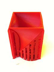 Impressora 3D.Ceràmica. Escola d'Art La Industrial.BCN