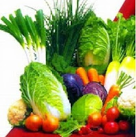 Sayur-sayuran, makanan berkhasiat,
