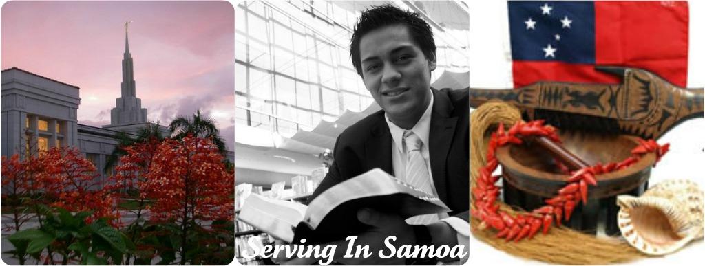 Serving In Samoa