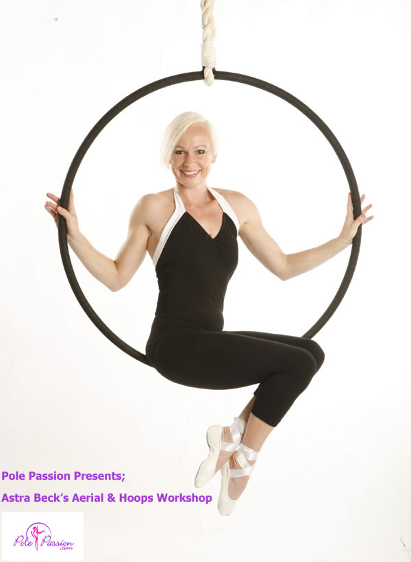 Pole Passion Pole Passion Presents Circus Skills In Hoops