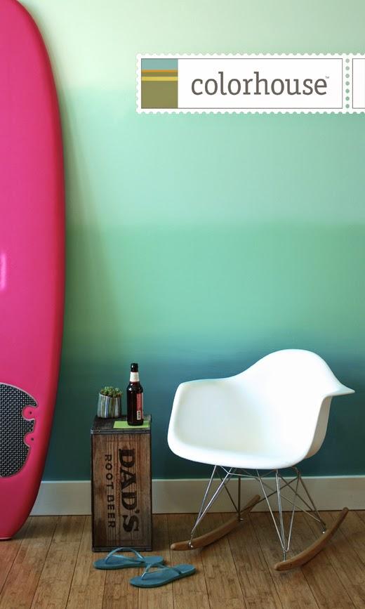 Comment Peindre Son Mur En Tie And Dye ?