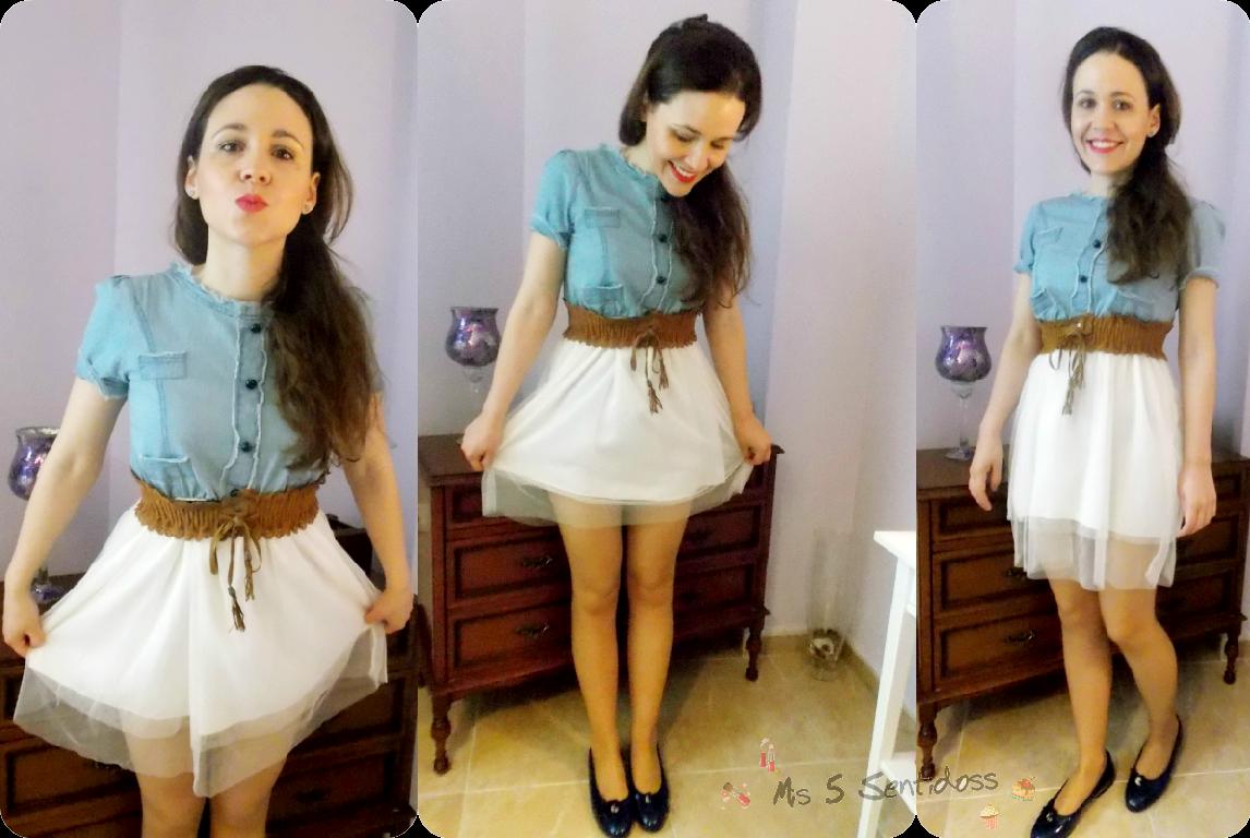 Rosegal y mi vestido vintage