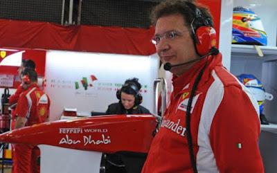 Ξανά στη Formula1 ο Τομπάζης  - Aνέλαβε χρέη επικεφαλής αεροδυναμικής στη Marussia