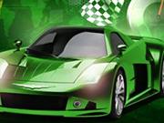 Ben10 đua xe oto, game ben10 dua xe hay tại GameVui.biz