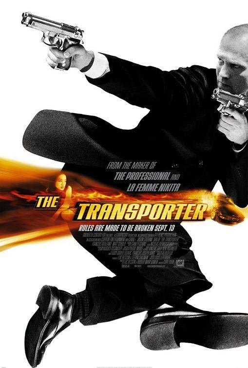 El Transportador (2002) Online Gratis