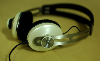 Sennheiser momentum (on ear) headphones