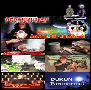 Perdukunan Global :  Astrologi, Sihir dan Paranormal