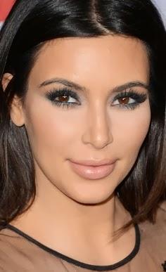 Kim Kardashian Makeup Lips