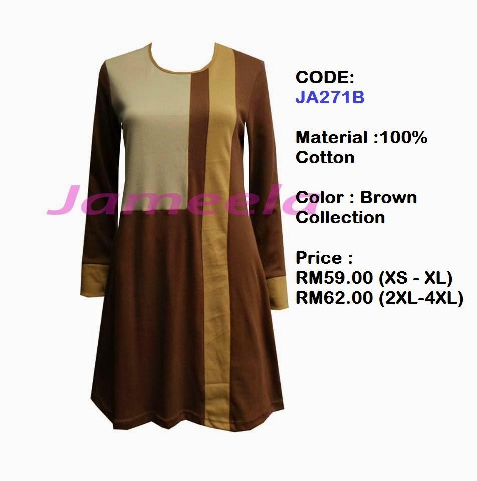 T-shirt-Muslimah-Jameela-JA271B
