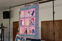 Barbie Clothes Quilt
