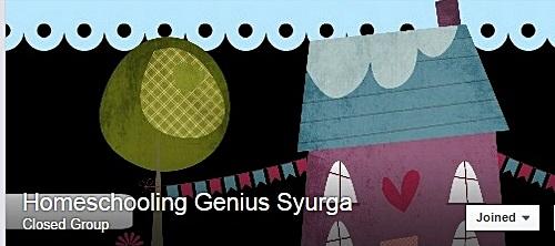 Cara didik anak, tips panduan ajar anak di rumah, pendidikan awal bermula dari rumah, HomeSchooling Genius Syurga