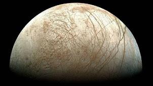 Europa-Lua de Júpiter-