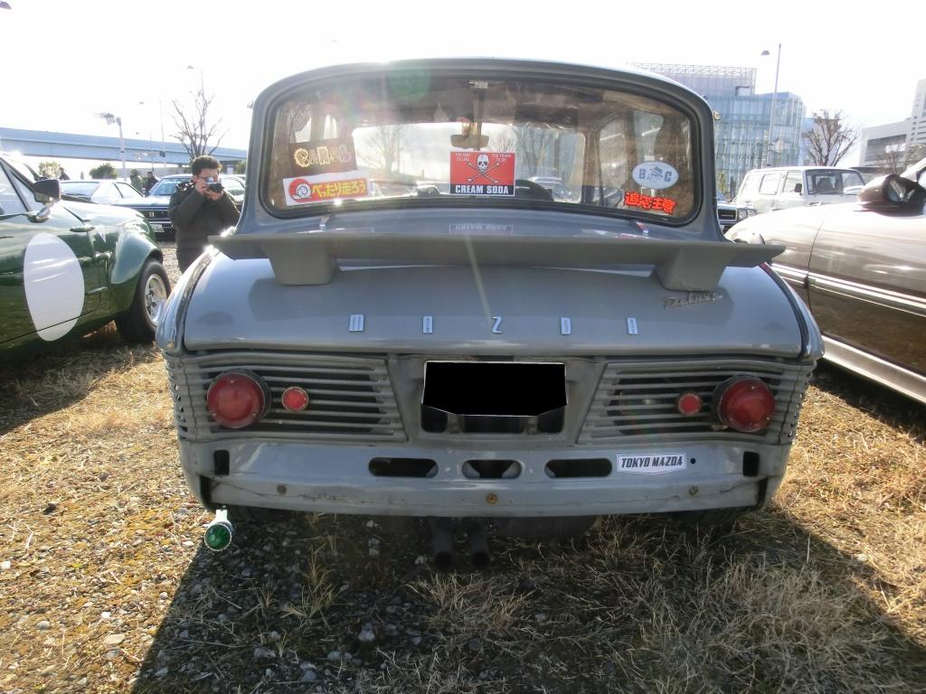 Mazda Carol KP