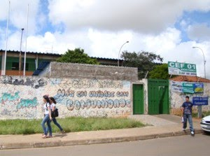 Centro de Ensino Fundamental 01 - RIACHO FUNDO II - DF