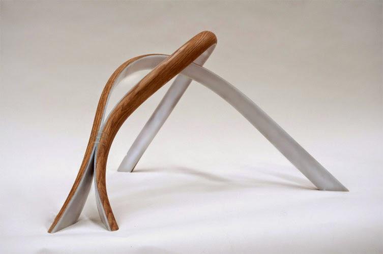 скульптурный светильник из дерева свет электрика дизайн стиль