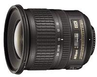 Nikon 10-22mm lens