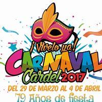 Carnaval Cardel  2017 del 29 de marzo al 4 de abril